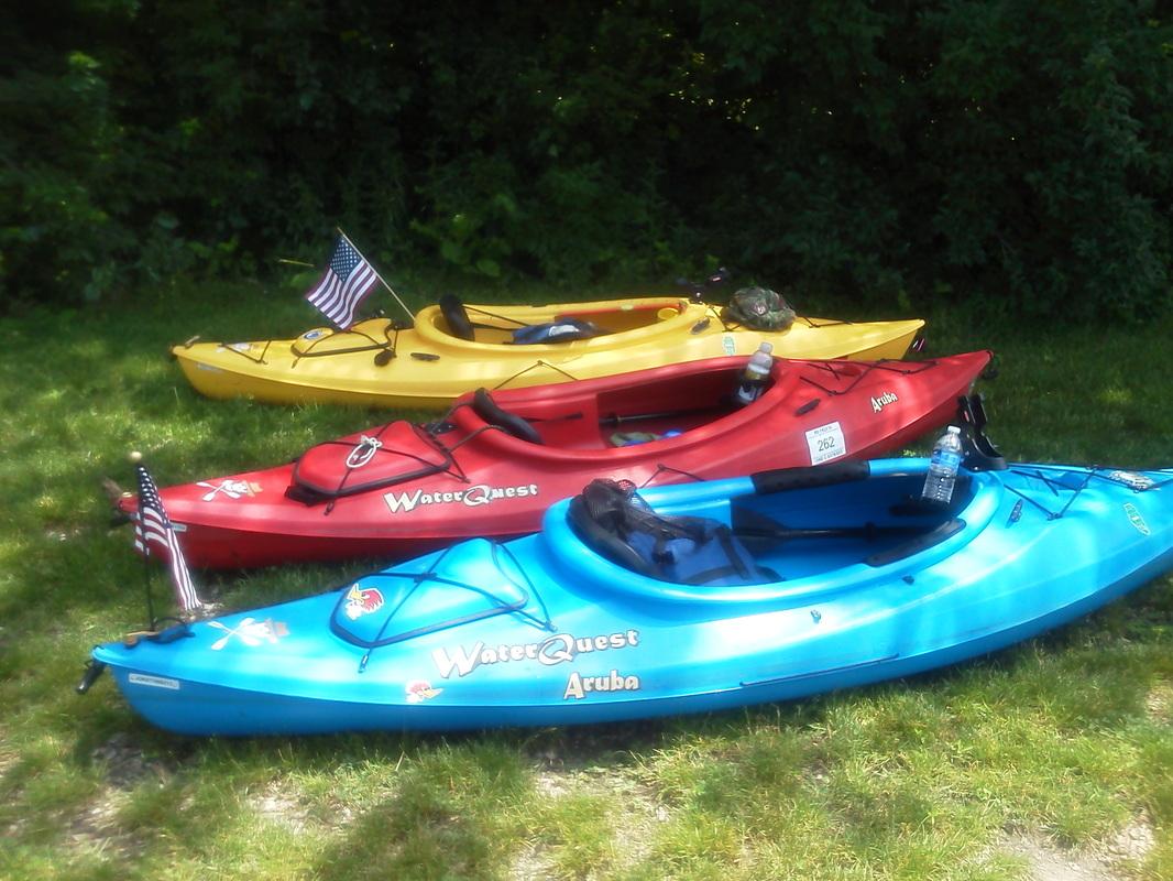 Kayak Myak Photo Gallery - Kayak Myak Rentals for paddling